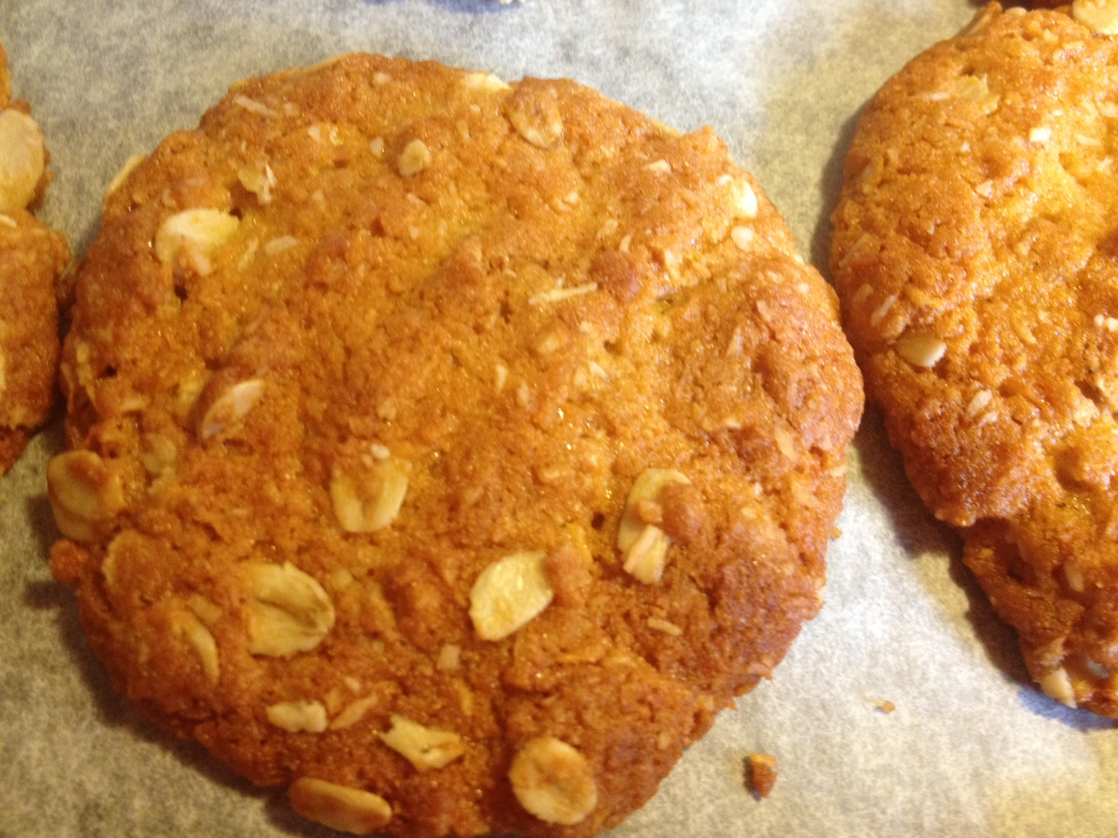ANZAC Biscuits – Nana's Traditional Recipe | Cauldrons and ...