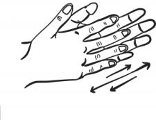 Image result for rub palms together images