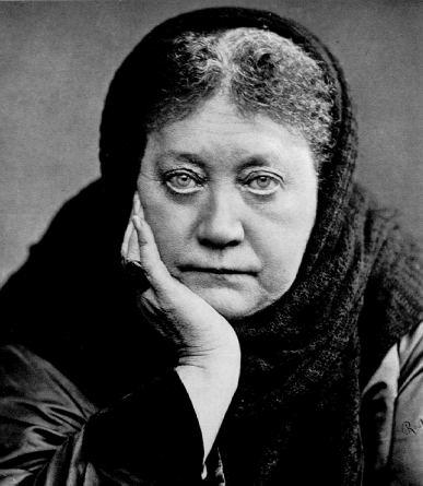 Helena Petrona Blavatsky -   one of the founders of the modern Theosophical Movement