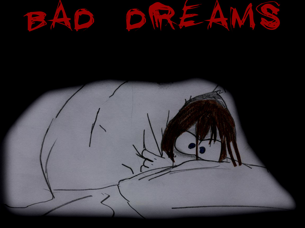 horrible dream The treatment involves learning some basic guided imagery techniques, recalling the bad dream, consciously imagining and deliberately rewriting the script of the dream, and then rehearsing the altered version of the dream several times during the day.