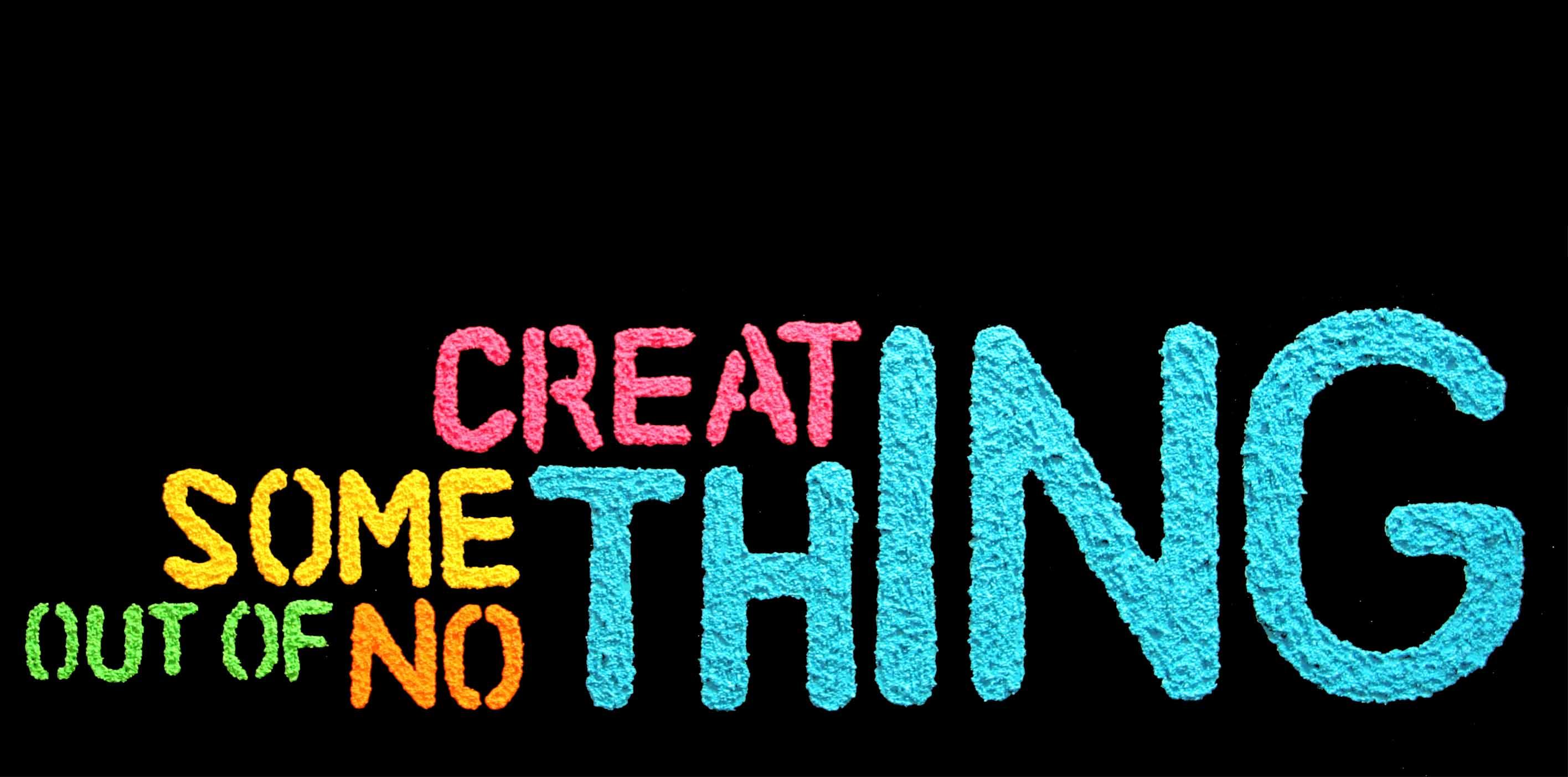 Be Creativ!