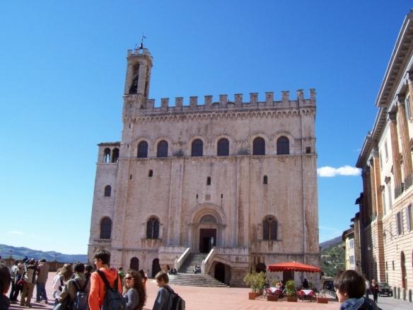 gubbio square