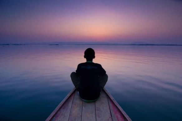 Colours of Silence - Image from www.betterphotography.in