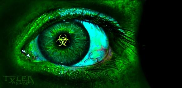 Bio Hazard Eye by Texler