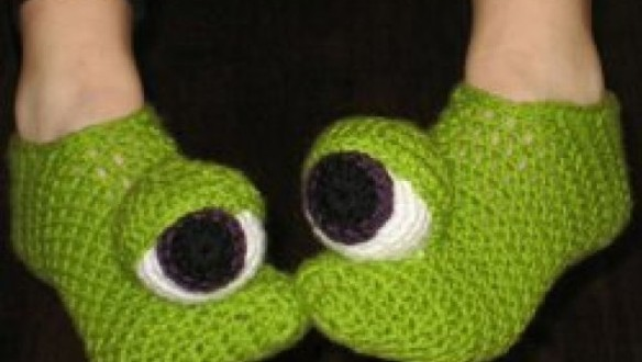 Monster Eye sLippeRs - who deosn't need some of those?