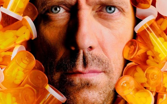Image of Dr Gregory House from fanpop