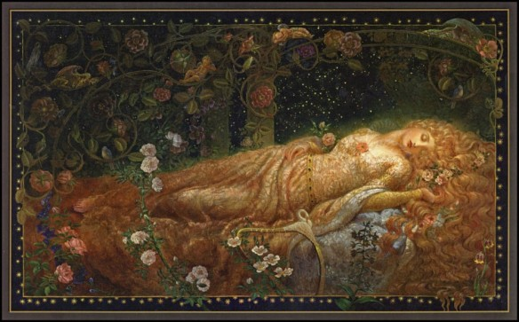 Sleeping Beauty by Kinuko Craft