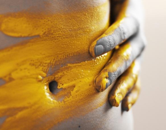 Solar Plexus Chakra by Nicole Ladd, Flickr