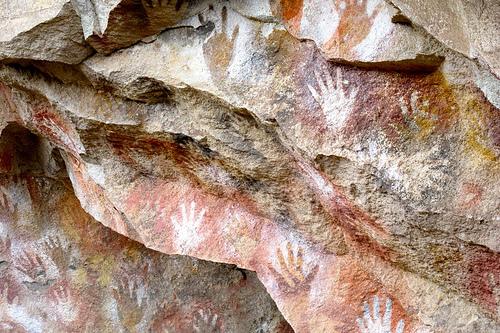 hand stencils