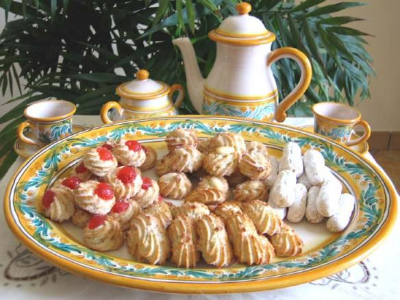 Image from Adriana's Italian Gourmet Cookies