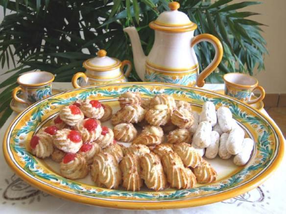 Image from Adriana's Italian Gourmet Cookies