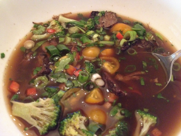 bone broth soup