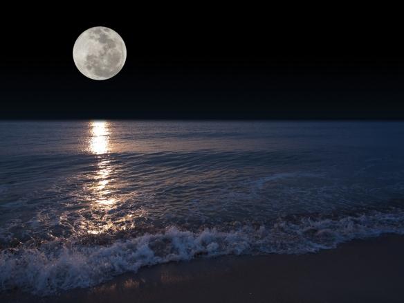 Full Moon Image - Shutterstock