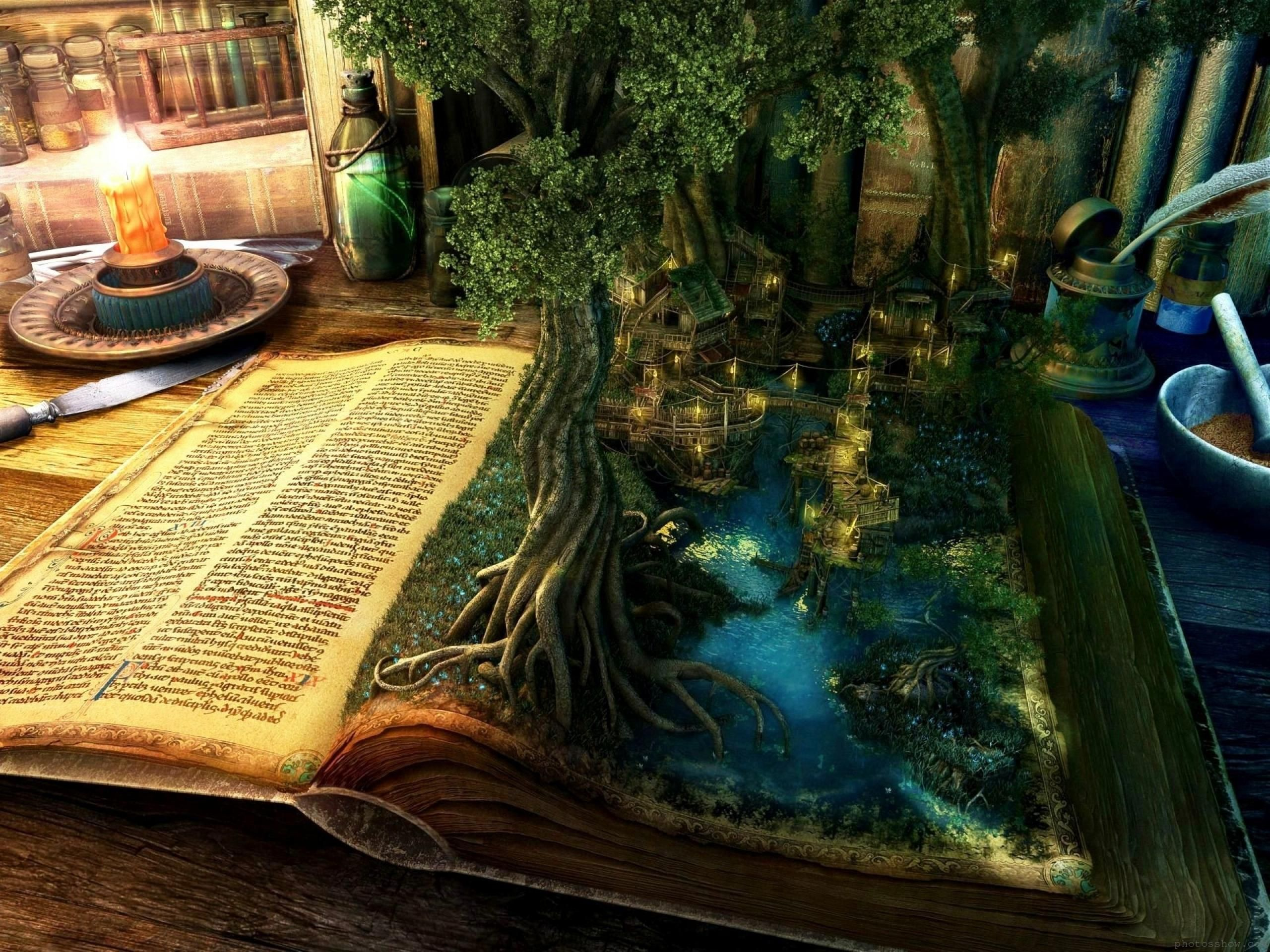 Magical Book Oracle A Reading Just For You Cauldrons