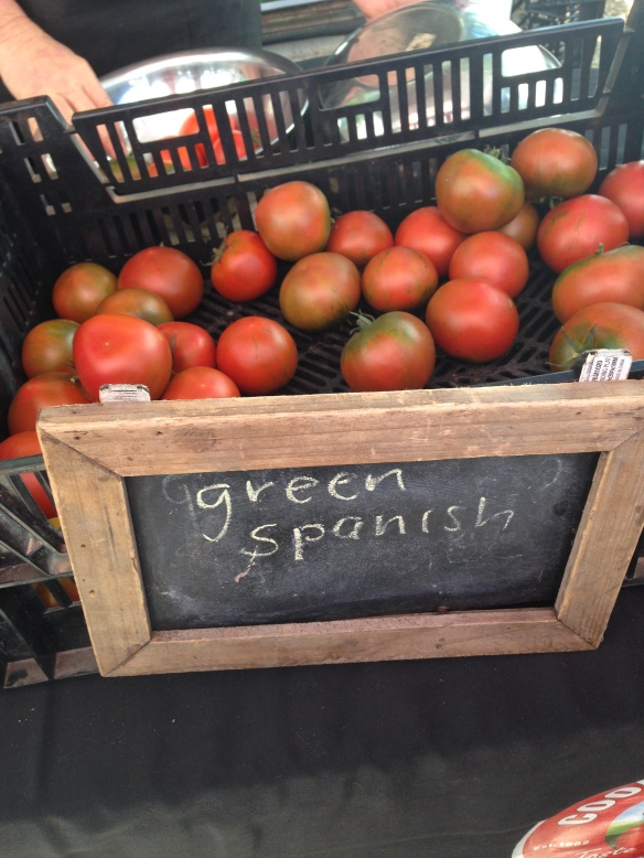 green spanish