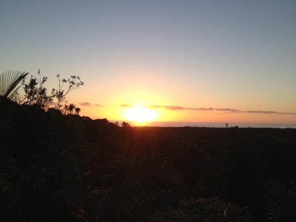byron sunrise
