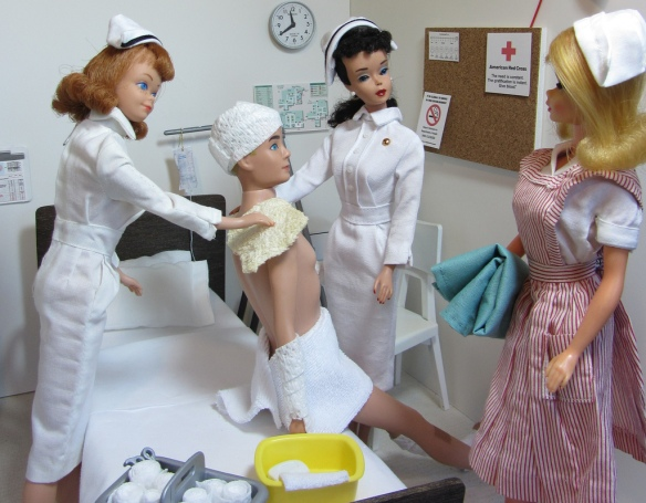 General Hottie Hospital by Foxy Belle