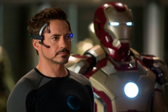 Tony Stark lives openly as Iron Man - image from www.forbes.com