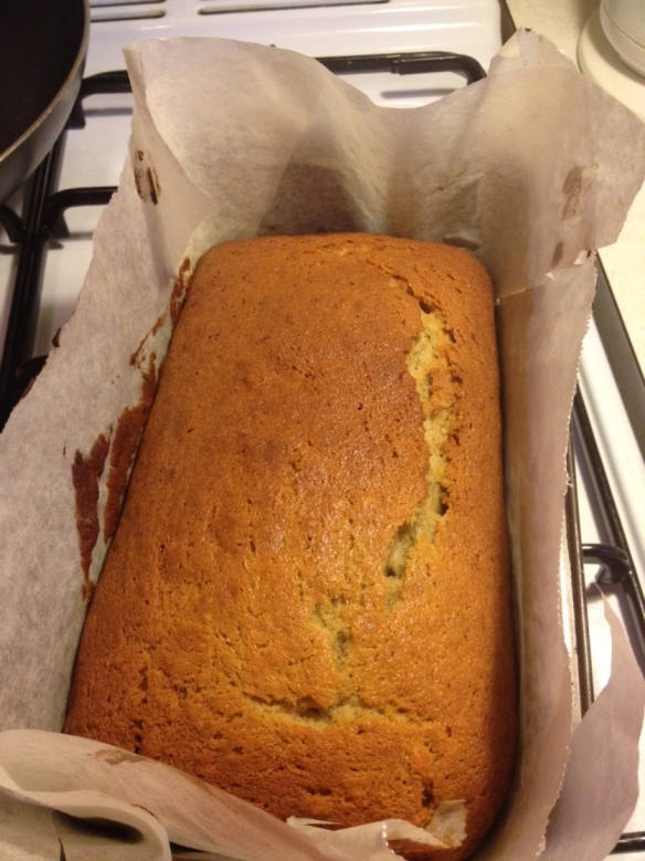 Mrs Mac's delicious banana cake - recipe here