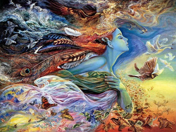 Art by Josephine Wall