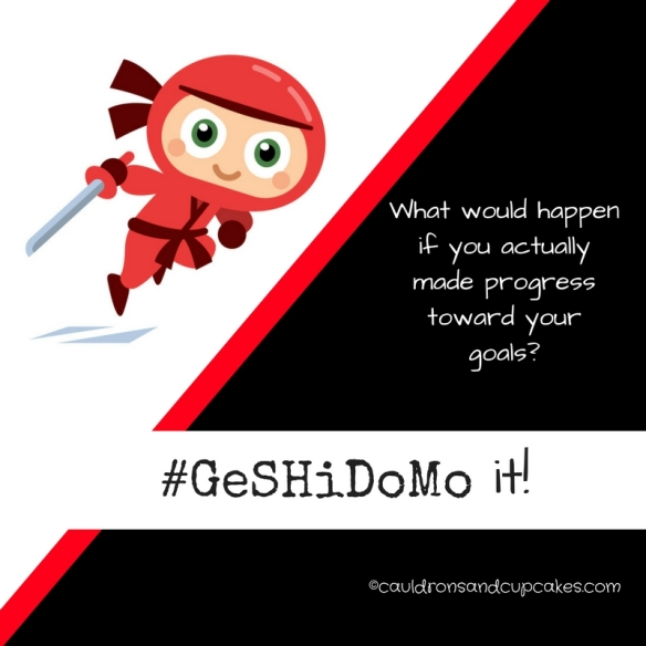 #GeSHiDoMo Goals