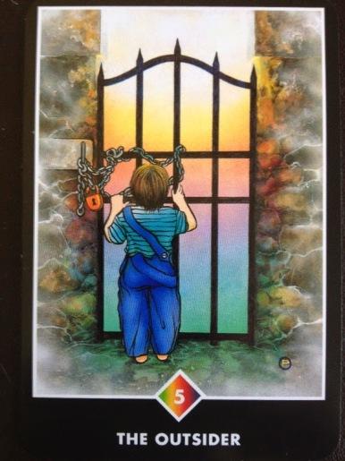 osho zen tarot outsider Nicole Cody blog