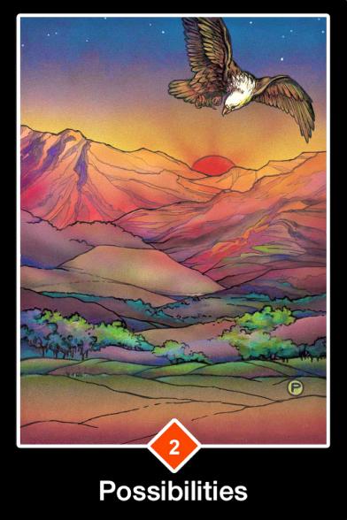 possibilities osho zen tarot